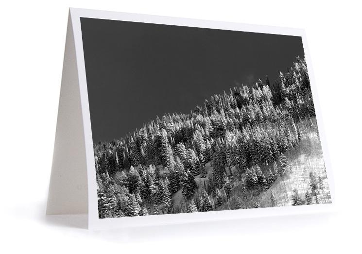 Utah Mountains Notecards