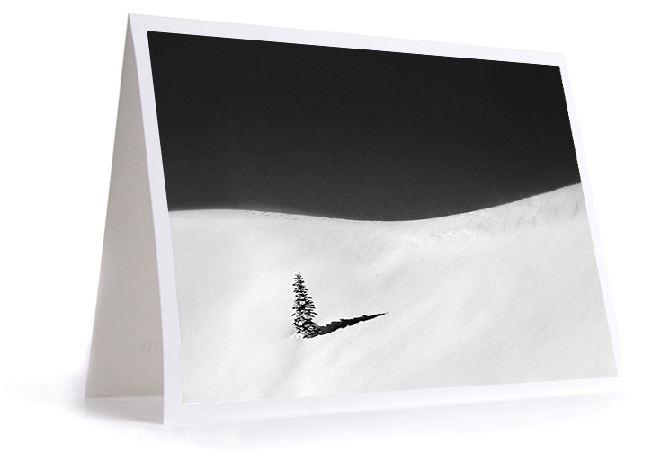 Utah Mountains Notecards